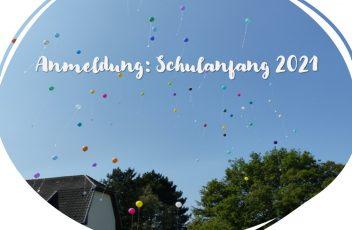 Schulanfang 2021